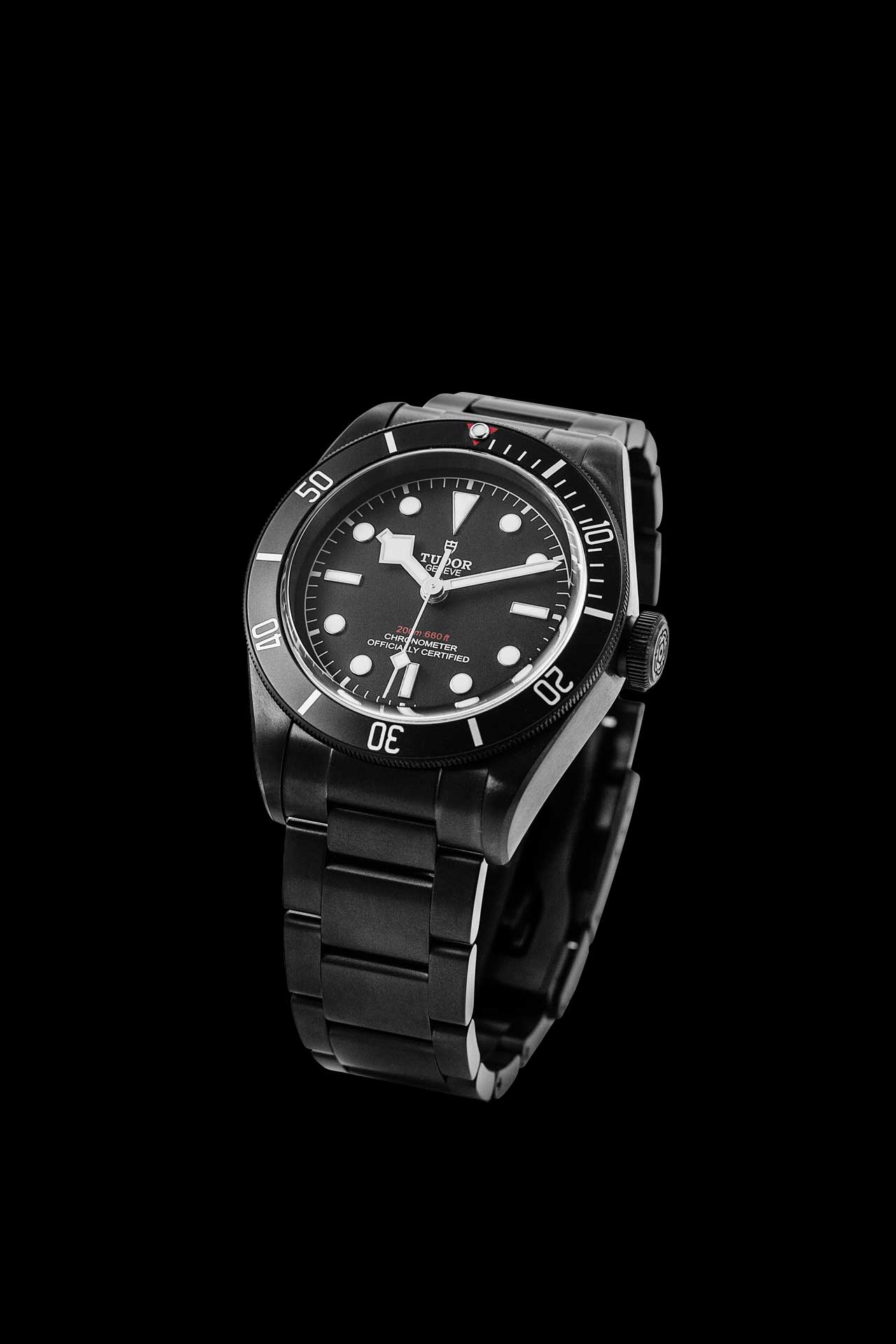 tudor pelagos or black bay