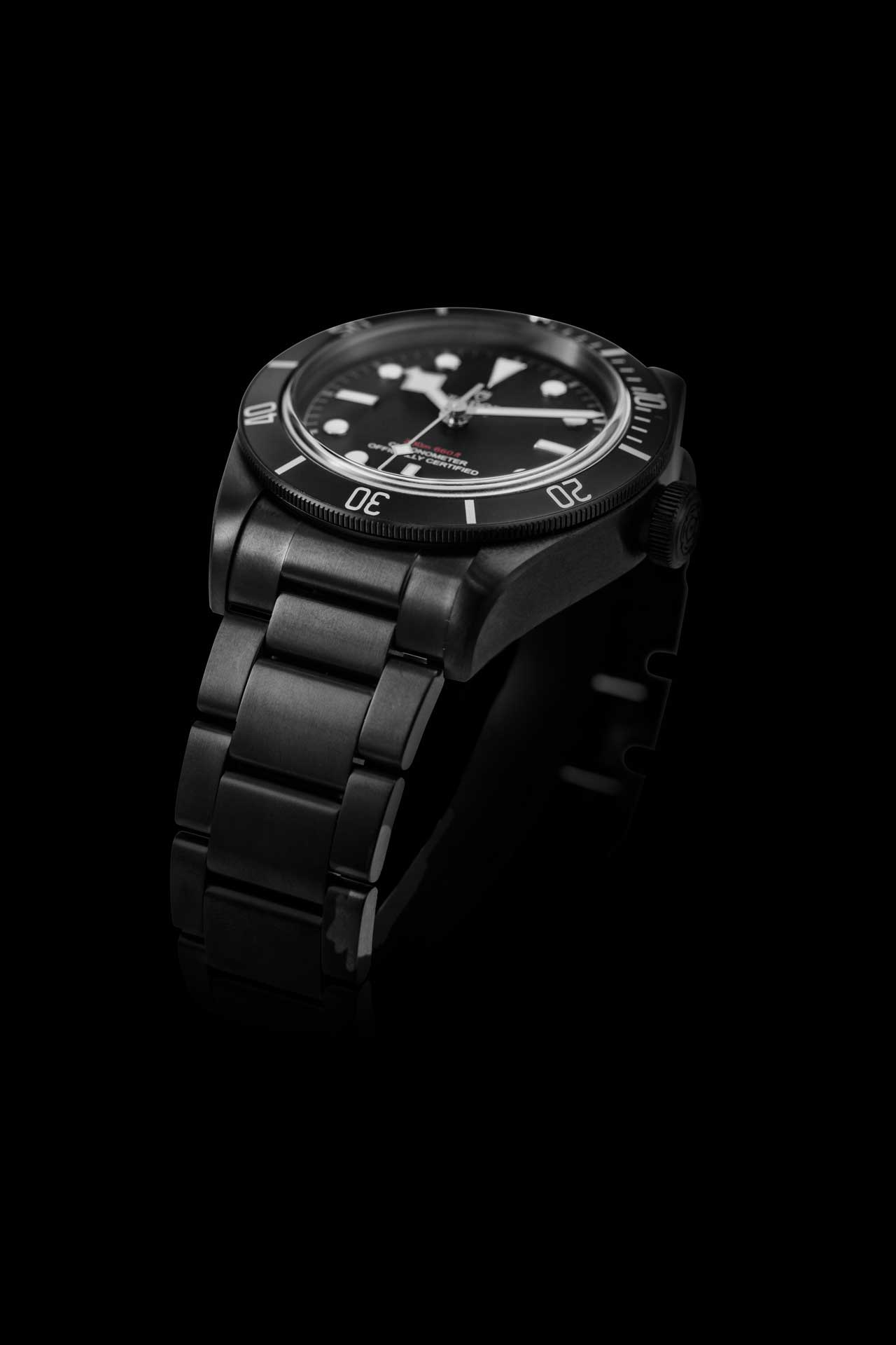 Tudor Heritage Black Bay Dark Watch