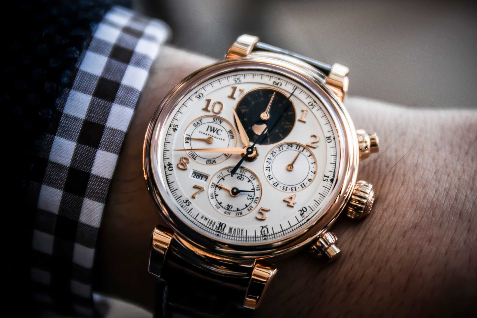 A Star Reborn Iwc Collections For 2017 Revolution Watch