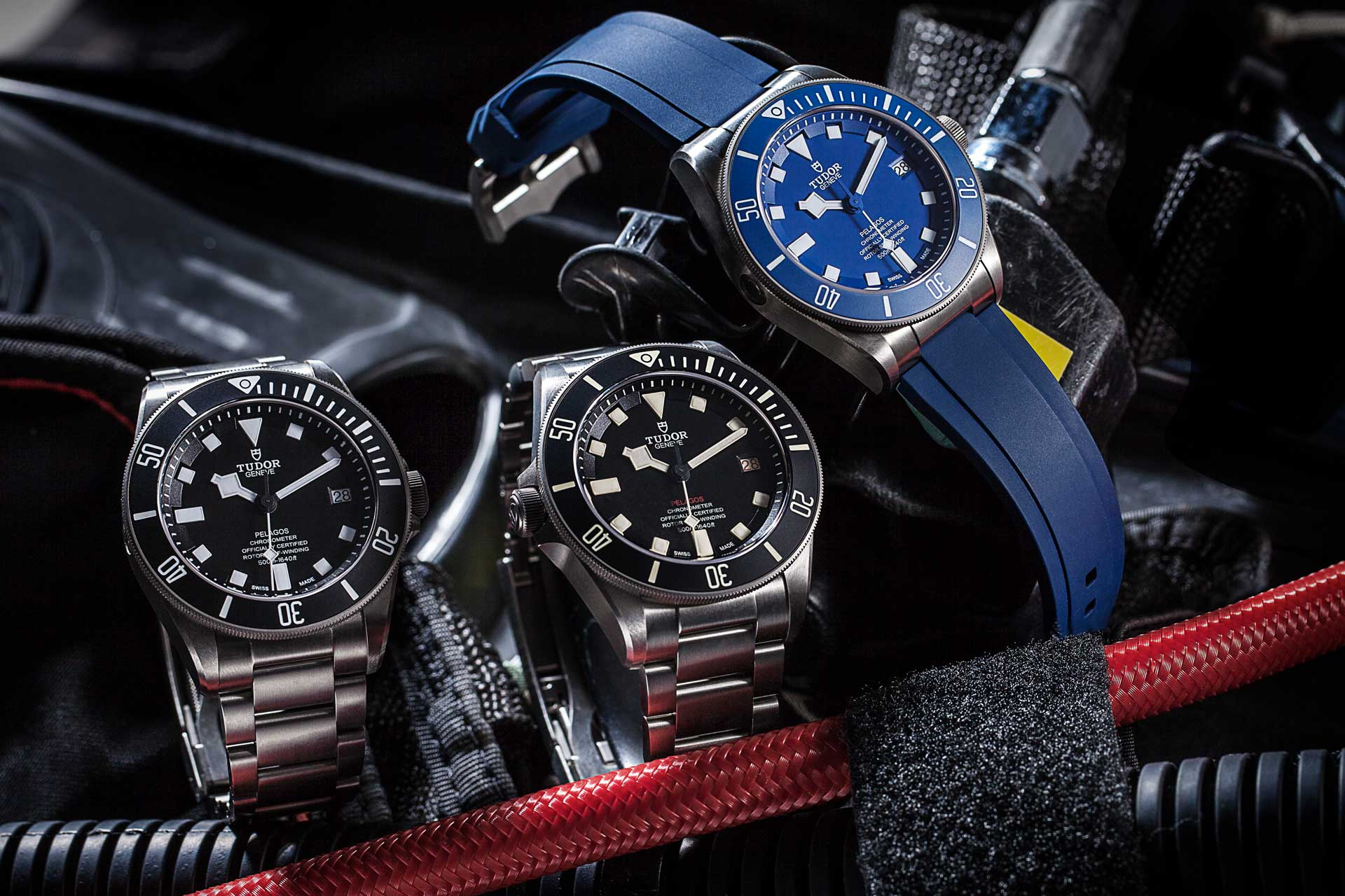 tudor pelagos in house