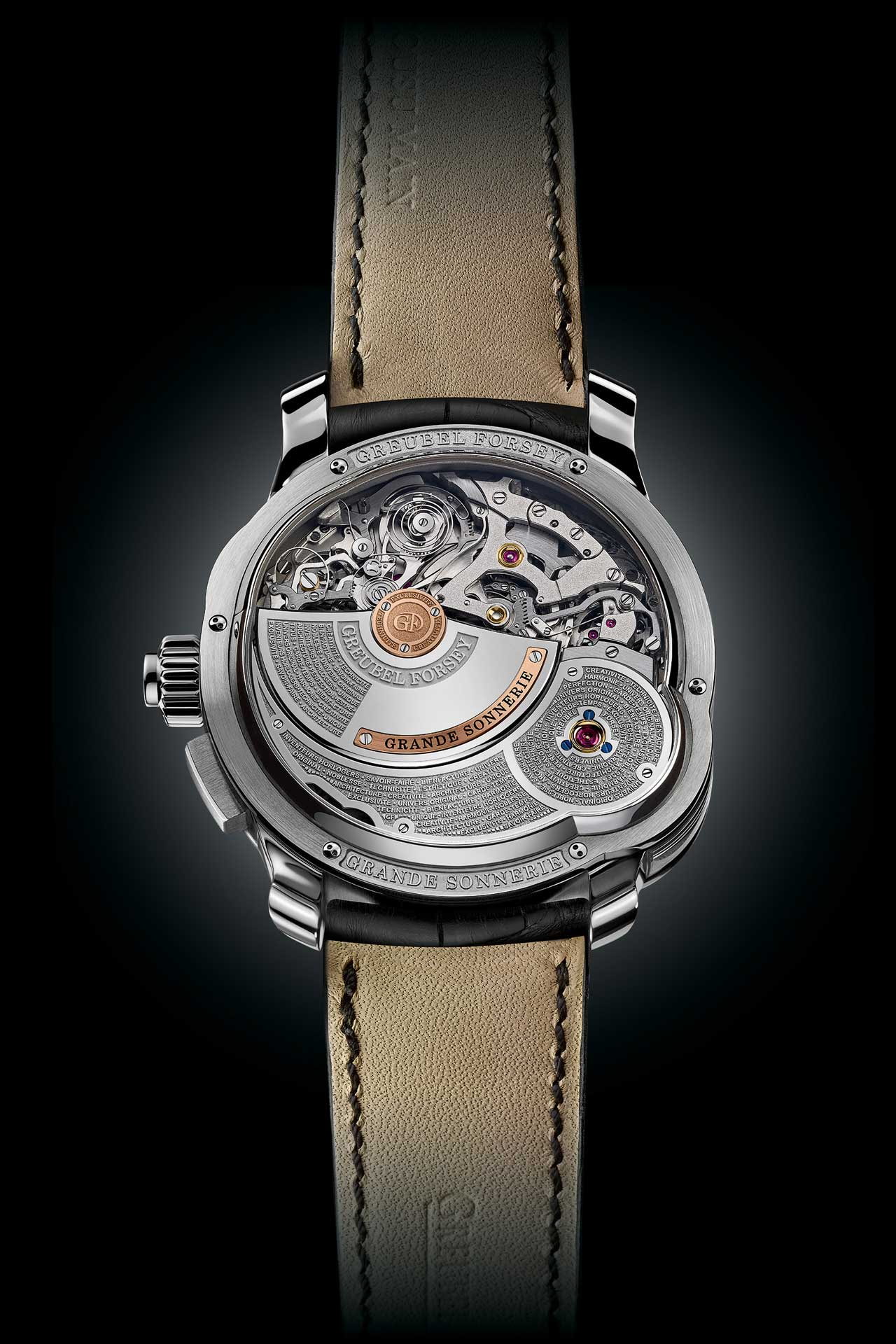 The Greubel Forsey Grande Sonnerie
