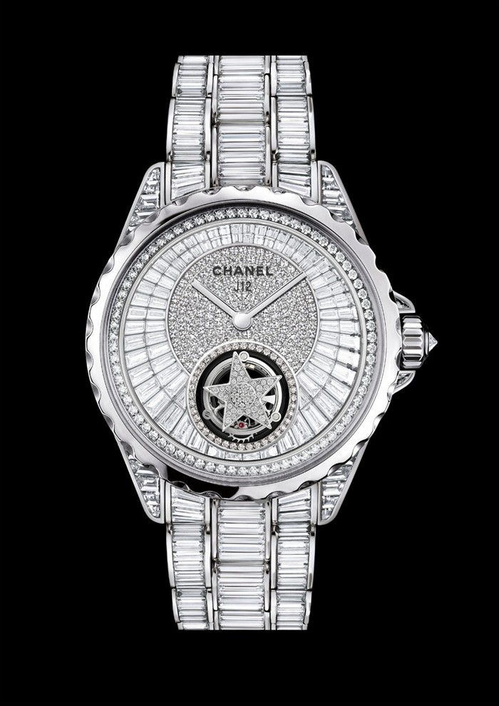 The Chanel J12
