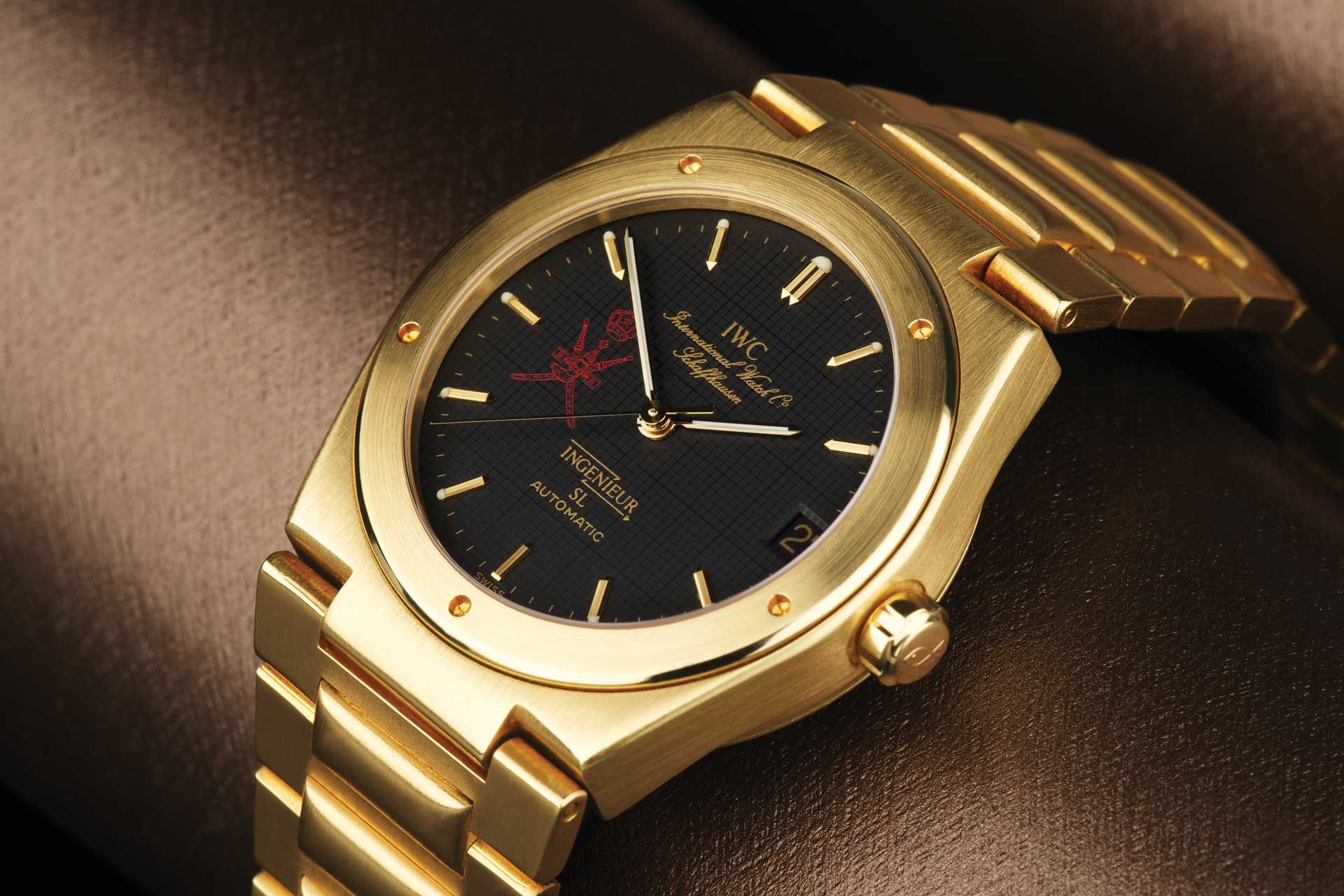 iwc watch company