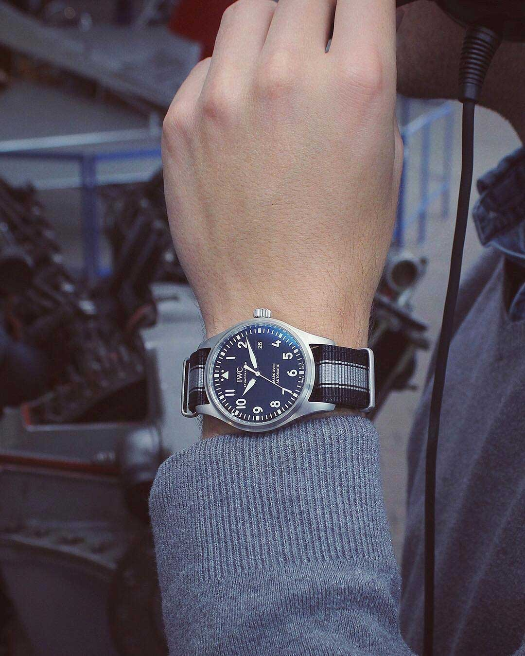 iwc dive watch