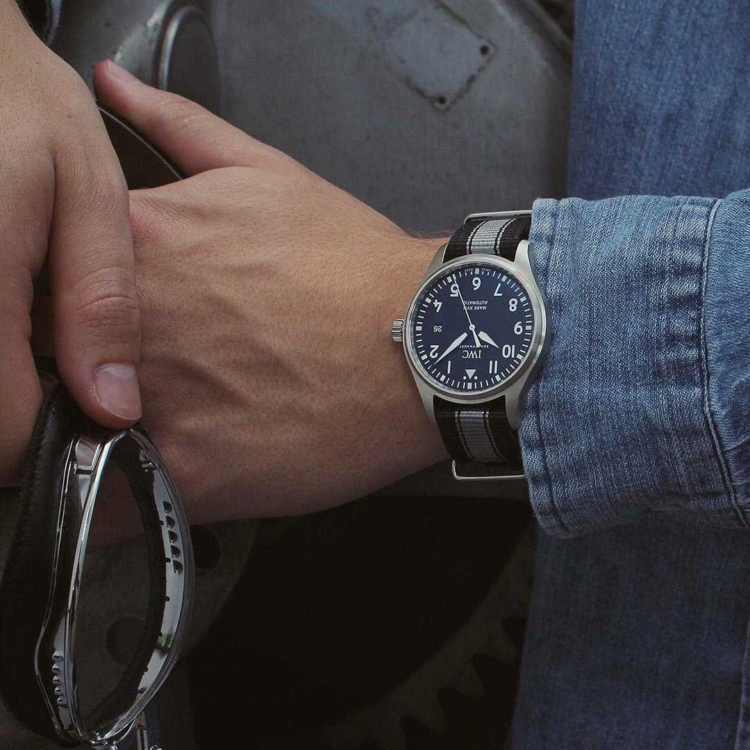 iwc sports watch