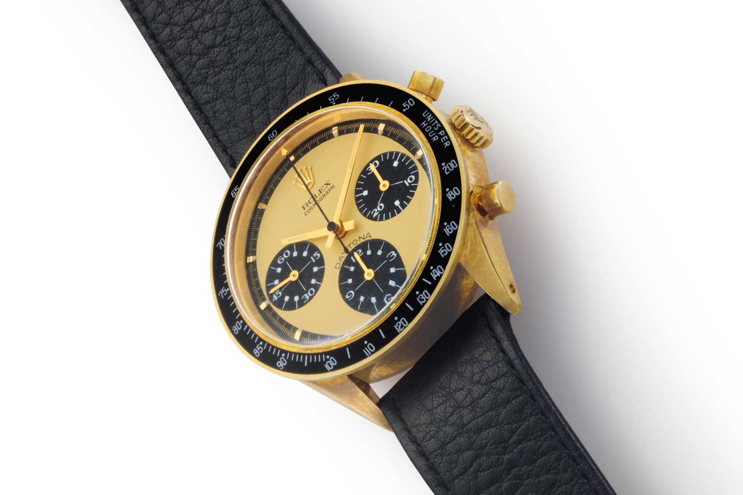 Ref. 6264 Gold Paul Newman Daytona with