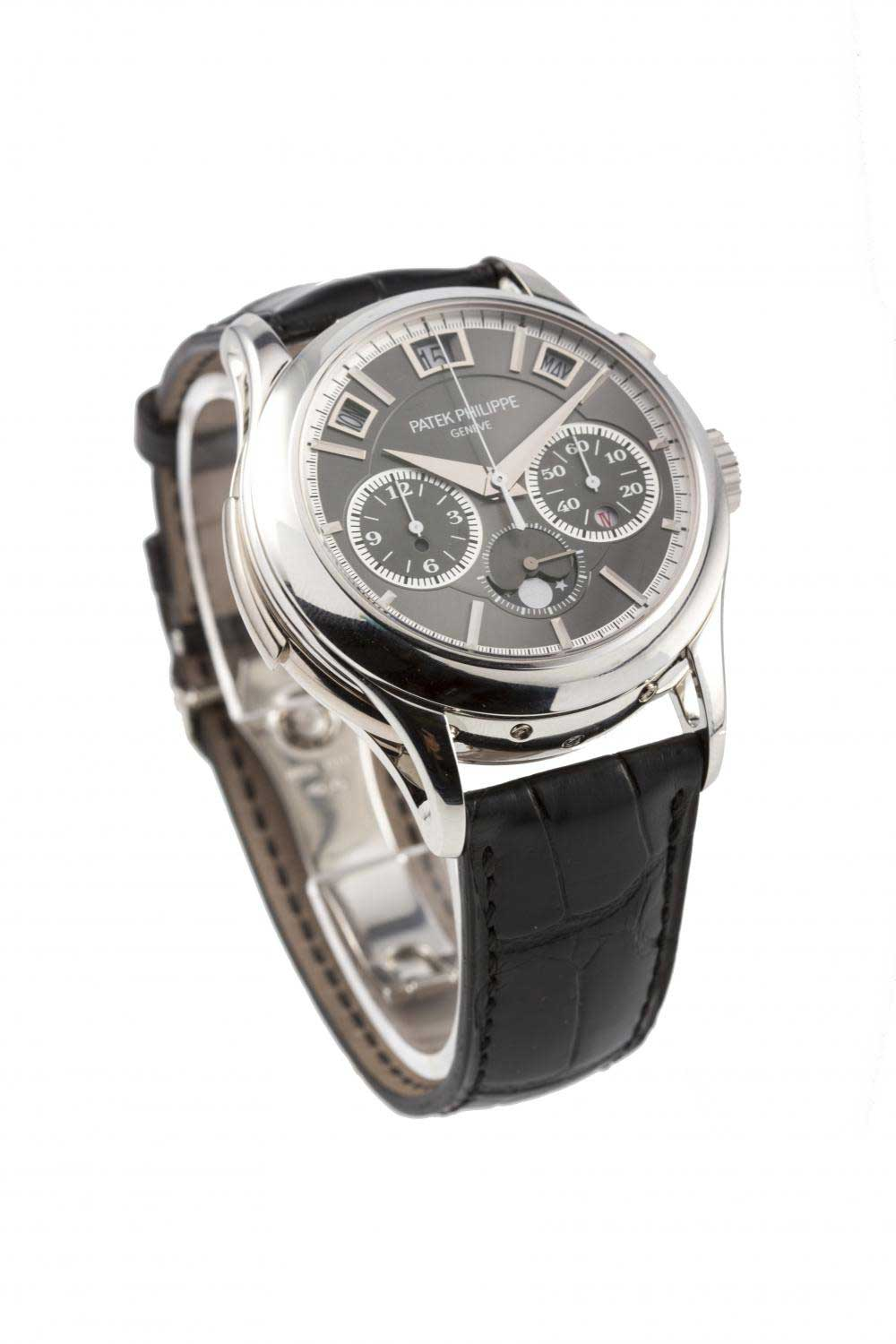 The Patek Philippe ref. 5208, which allegedly was meant for Vladimir Putin