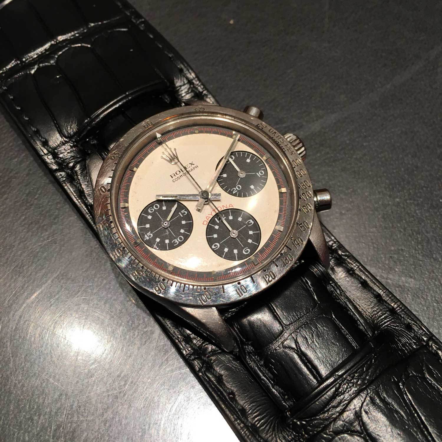 "Paul Newman's ""Paul Newman"" Daytona (Photo: Paul Boutros)"