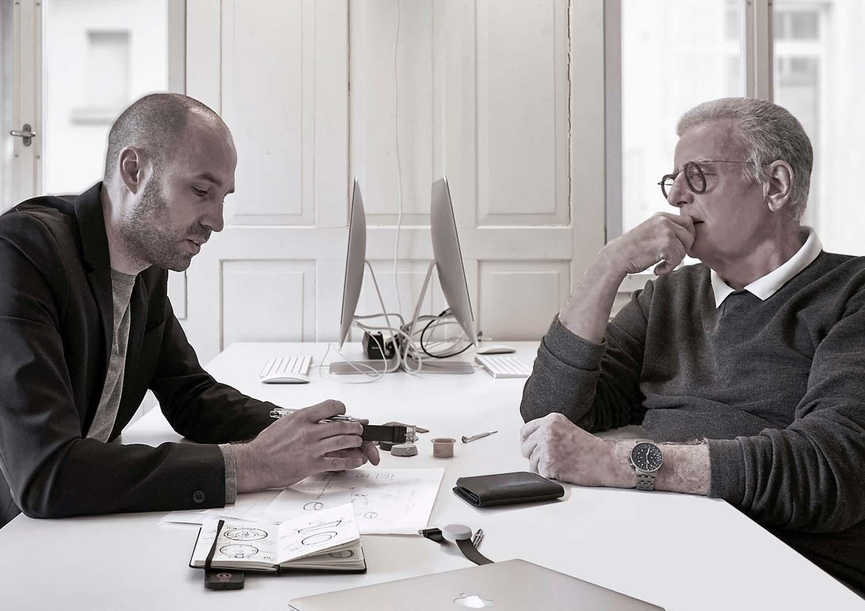 Simon Husslein and Pierre Nobs