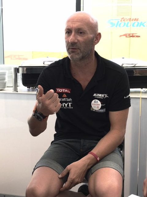 Ex-French national goalie, Fabien Barthez