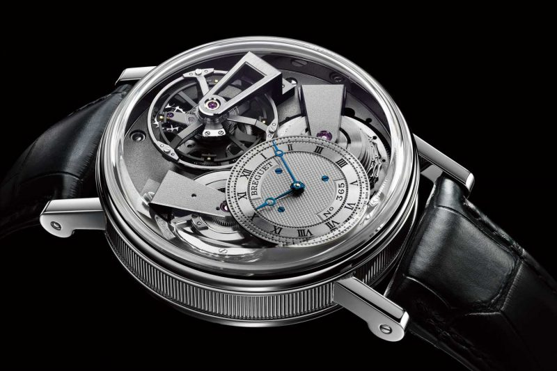 Breguet Tradition 7047 Fusee Tourbillon in platinum