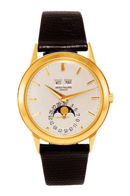 Patek Philippe Perpetual Calendar ref. 3448