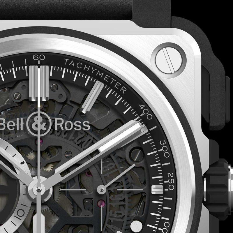 Bell & Ross BR X1 Black Titanium Chronograph