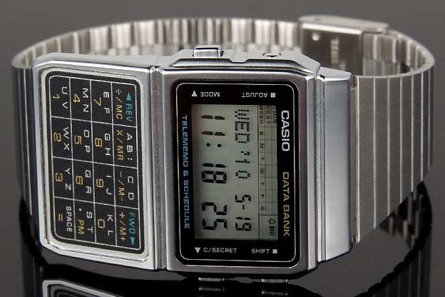Casio CFX-400 Scientific Calculator Watch