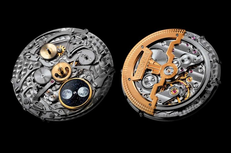 Audemars Piguet self-winding caliber 5134