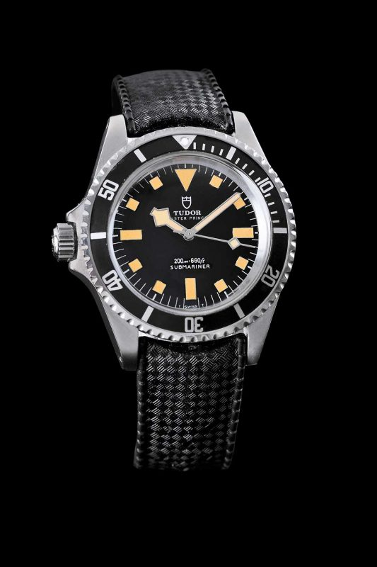 "Tudor Oyster Prince Submariner ""Left-Hand"" ref. 94010"