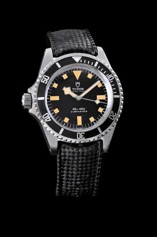 "Tudor Oyster Prince Submariner ""Left-Hand"" ref. 94010"