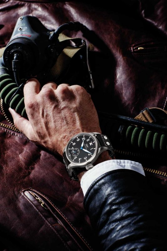 IWC Big Pilot's Heritage Watch 48 in titanium