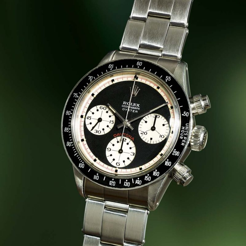 "Rolex Cosmograph Daytona, ref. 6263 ""Oyster Sotto"""
