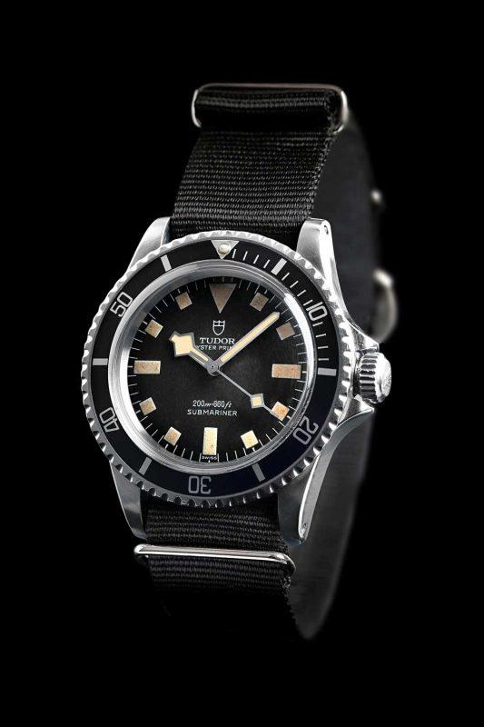 "Tudor Oyster Prince Submariner ""Marine Nationale"" ref. 7016"