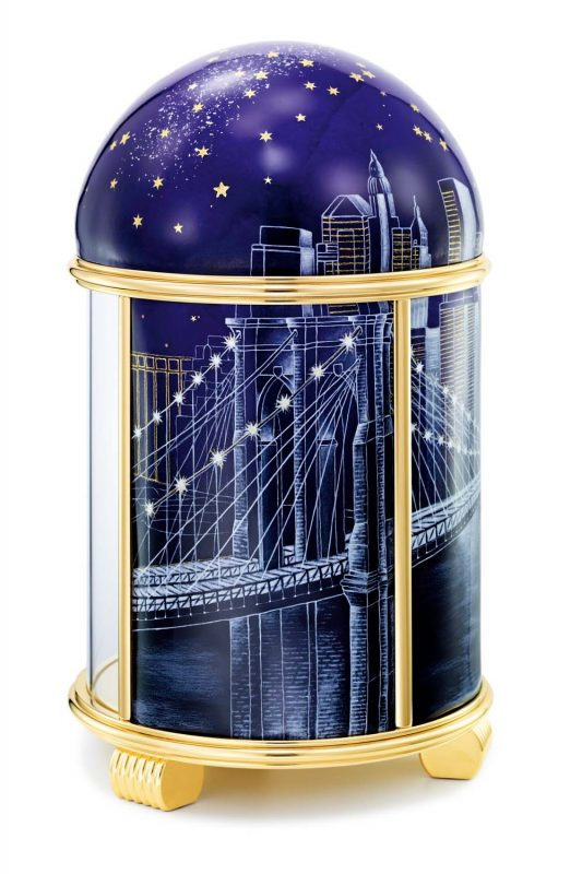 "Patek Philippe, 20047M ""Brooklyn Bridge by Night"""