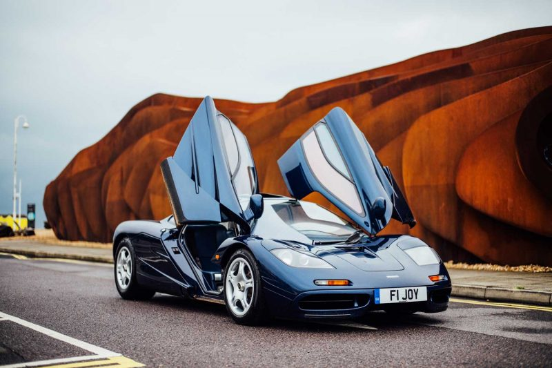 The McLaren F1 (Source: Ted Gushue)