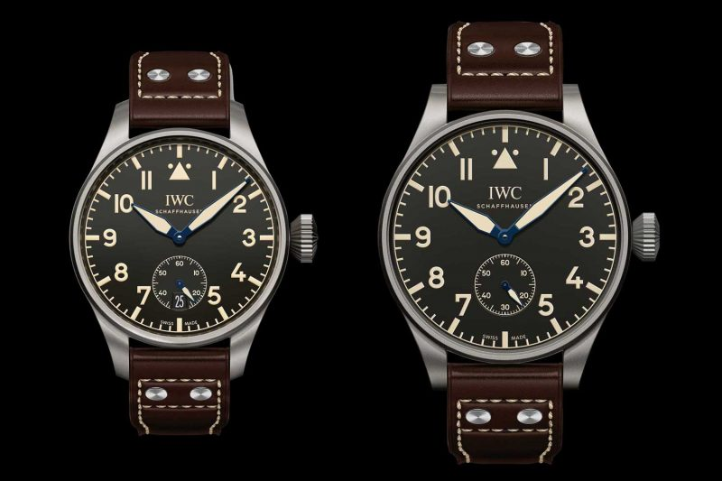 The Big Pilot Heritage 48 & 55