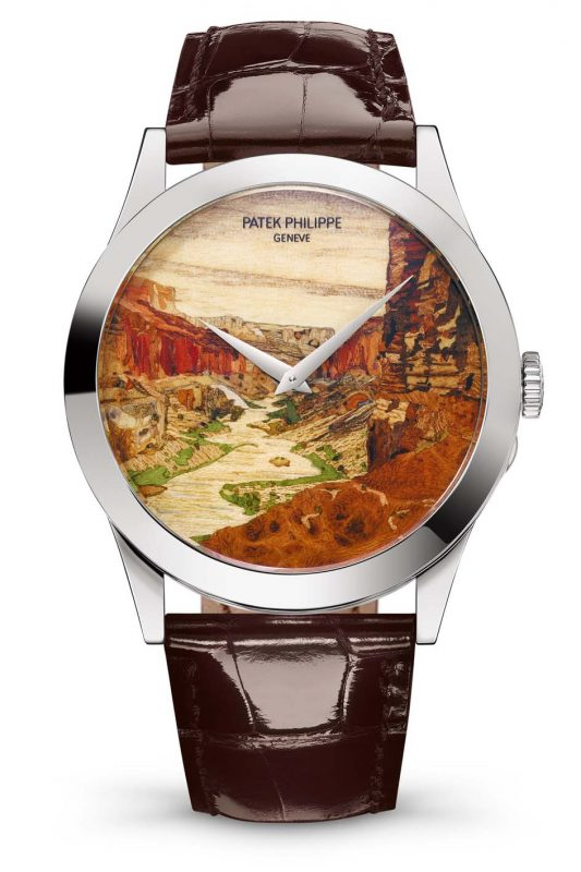 "Patek Philippe, 5089G-066 ""Grand Canyon"""