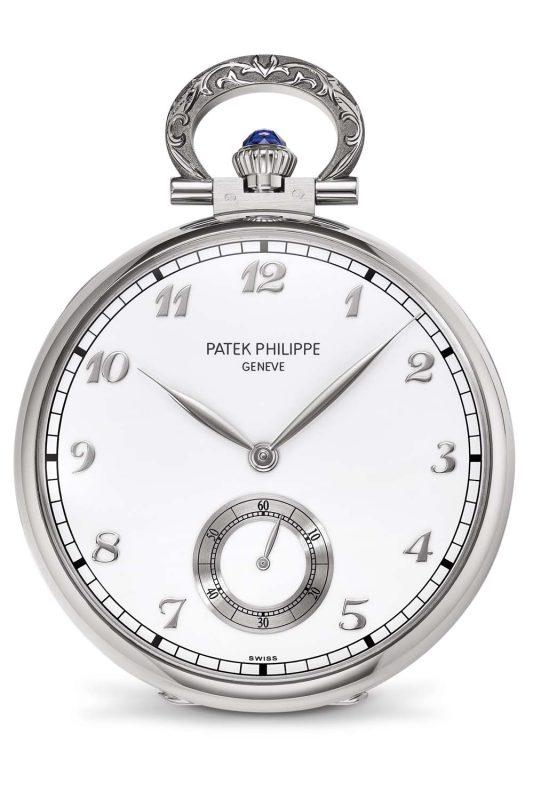"""Patek Philippe, 992/111G """"Pittsburgh"""""""