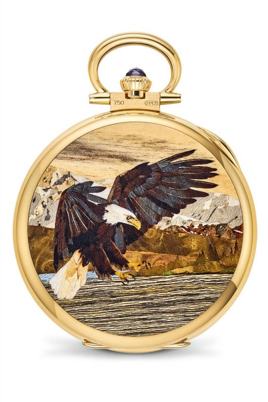 "Patek Philippe, 995/108J ""Bald Eagle"""