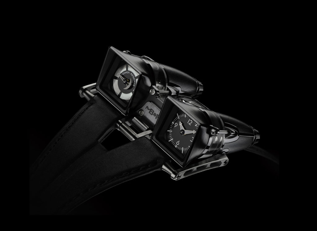 The MB&F HM4 Final Edition.