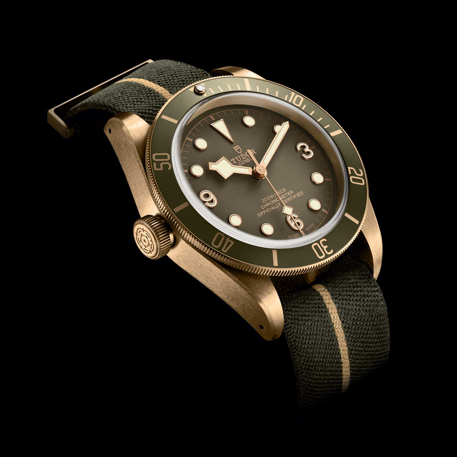 Tudor Black Bay Bronze One Ref 7925/001