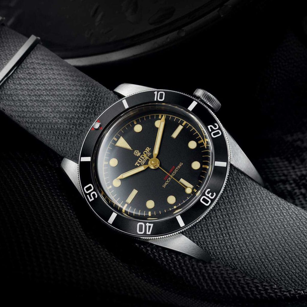 In 2015, any jaded auction observer was shocked out of complacency by the sale of a unique Tudor Submariner, the precursor to the Black Bay Black, which fetched an outrageous CHF 375,000.