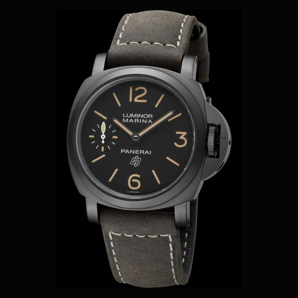 PAM00599, a special-edition watch for the 10th anniversary of Revolution Magazines