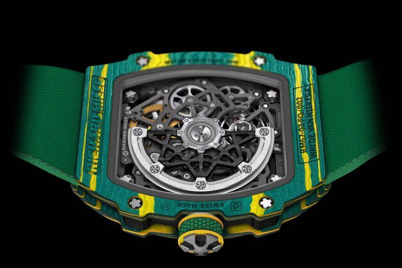 RM 67-02 Automatic Wayde Van Niekerk - Sprint