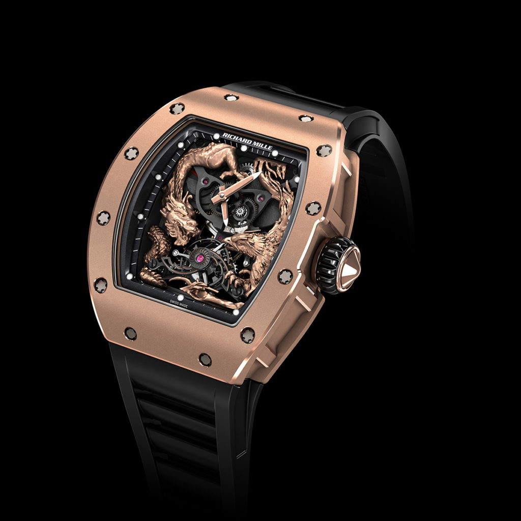 Richard Mille RM 057-01 Tourbillon Dragon