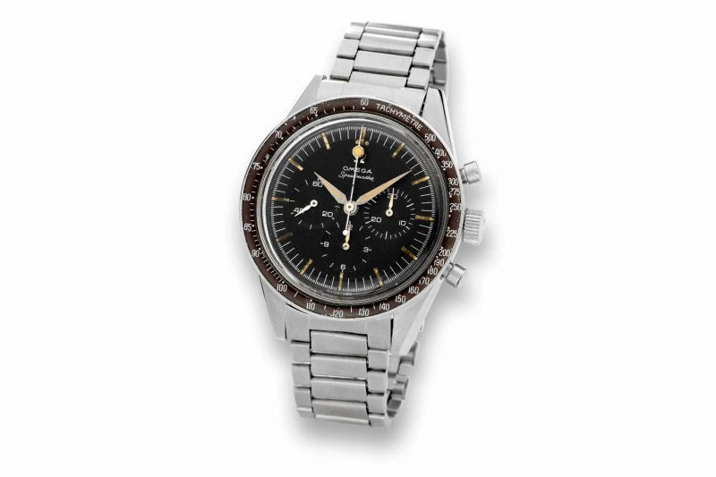 Speedmaster ref. 2998-3 with the lollipop seconds hand