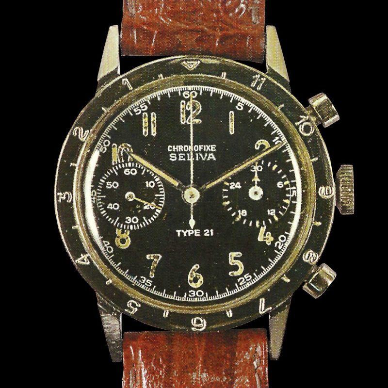 Super-rare Chronofixe Seliva version of the Dodane