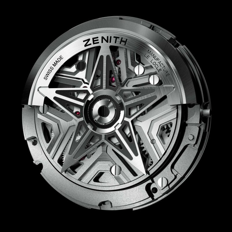 Zenith Defy Lab Movement