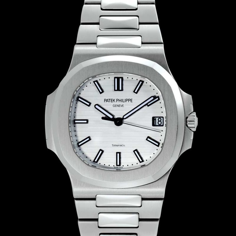 Patek Philippe stainless-steel Nautilus ref. 5711/1A