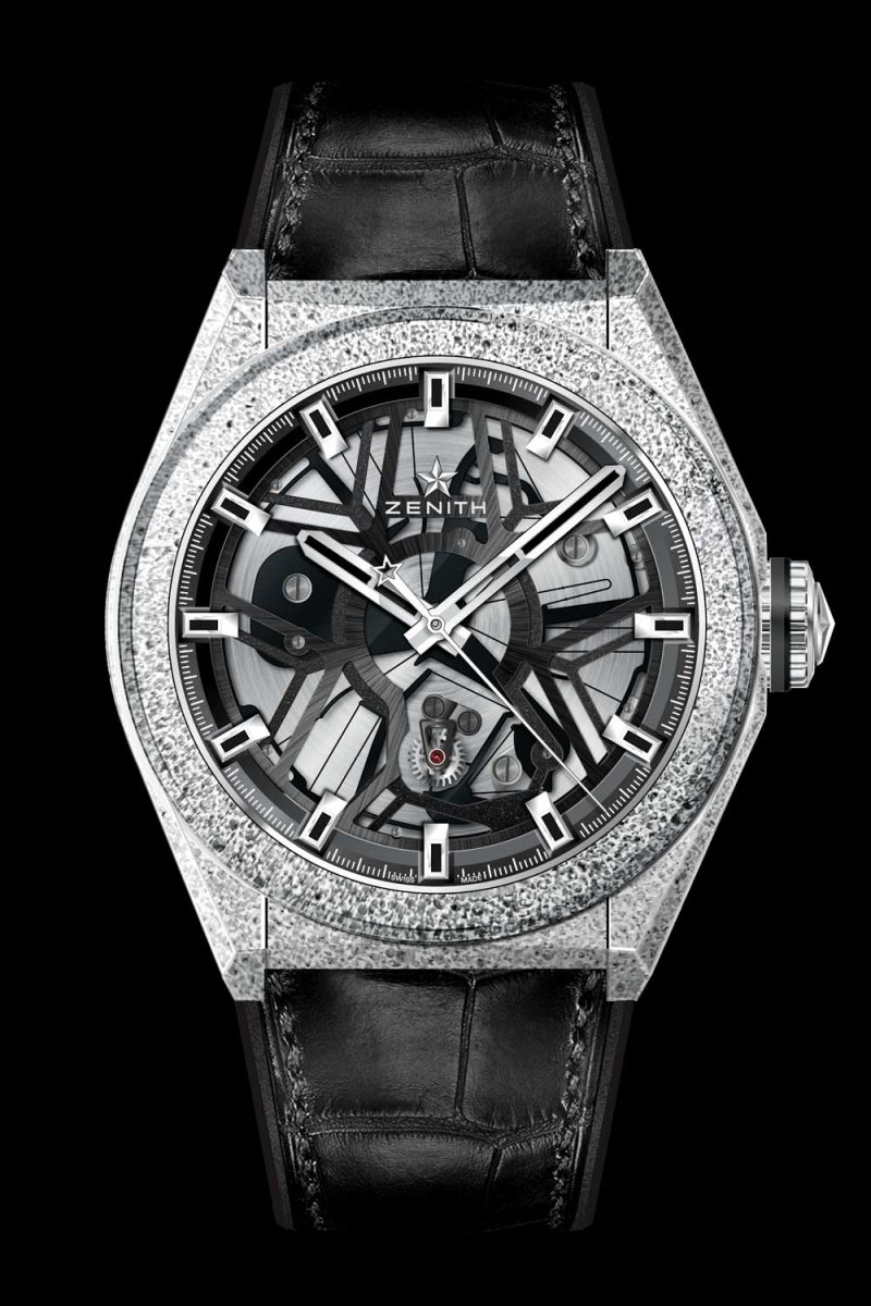 Zenith Defy Lab Black