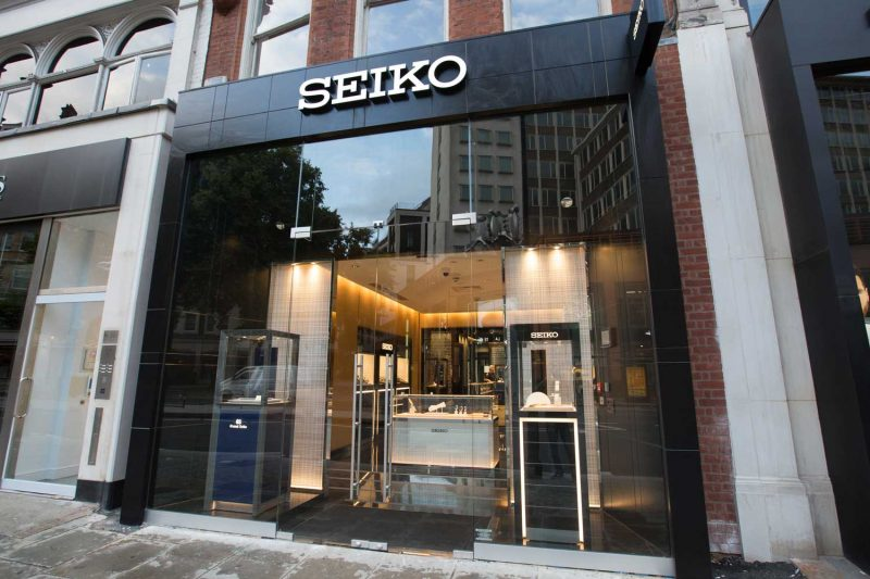 Seiko Boutique United Kingdom