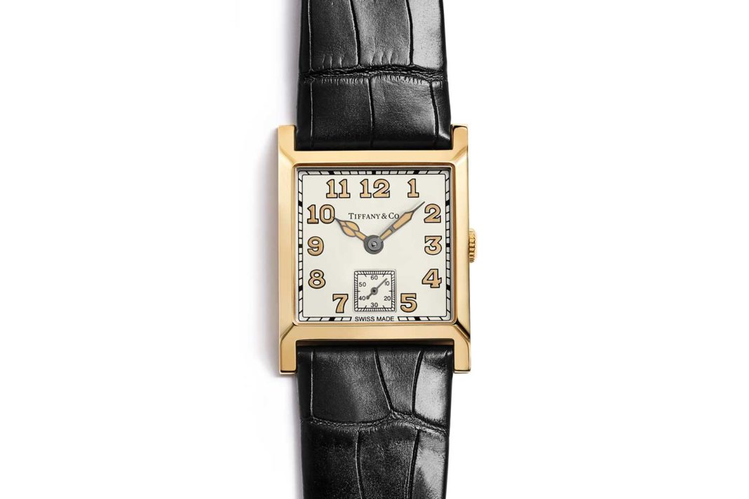 The Tiffany Square Watch