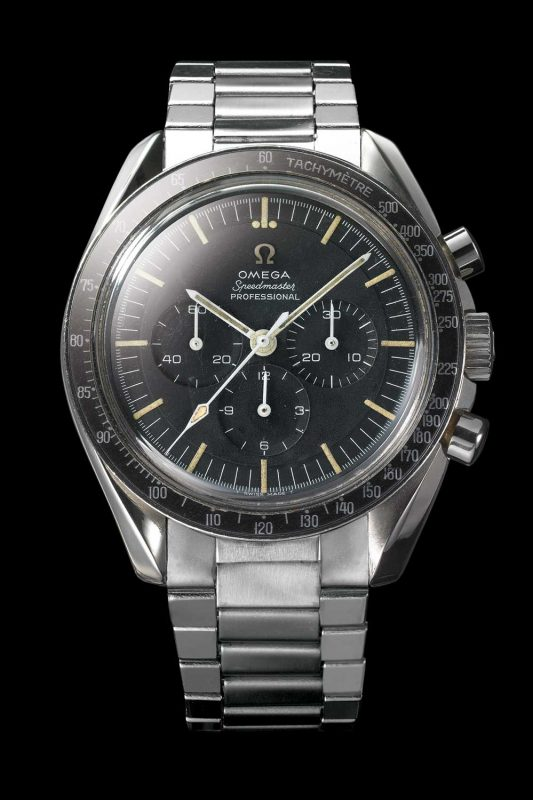 The Omega ref. 105.012 Speedmaster