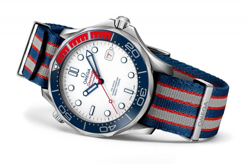 "The Seamaster Diver 300m ""Commander's Watch"" Limited Edition"