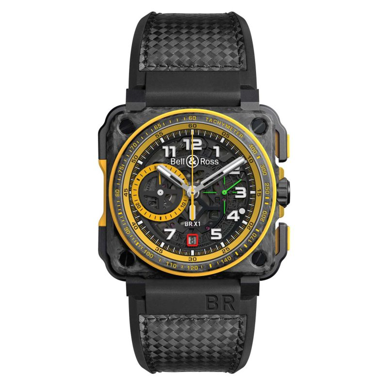 Bell & Ross BR-X1 RS17 Only Watch 2017; estimate: US$23,000 - 29,000