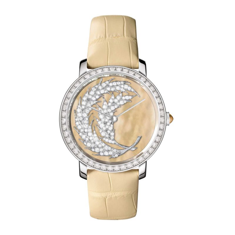 Boucheron Épure Blé D'été Only Watch 2017; estimate: US$26,000 - 31,000