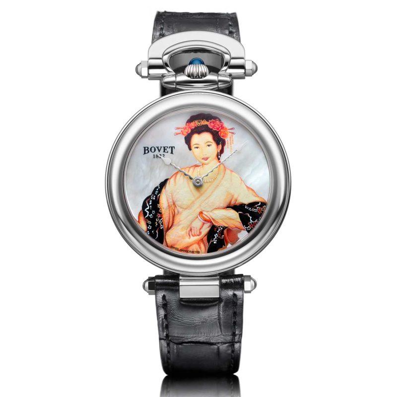 Bovet 1822 Secret Beauty for Only Watch 2017; estimate: US$57,000 - 62,000