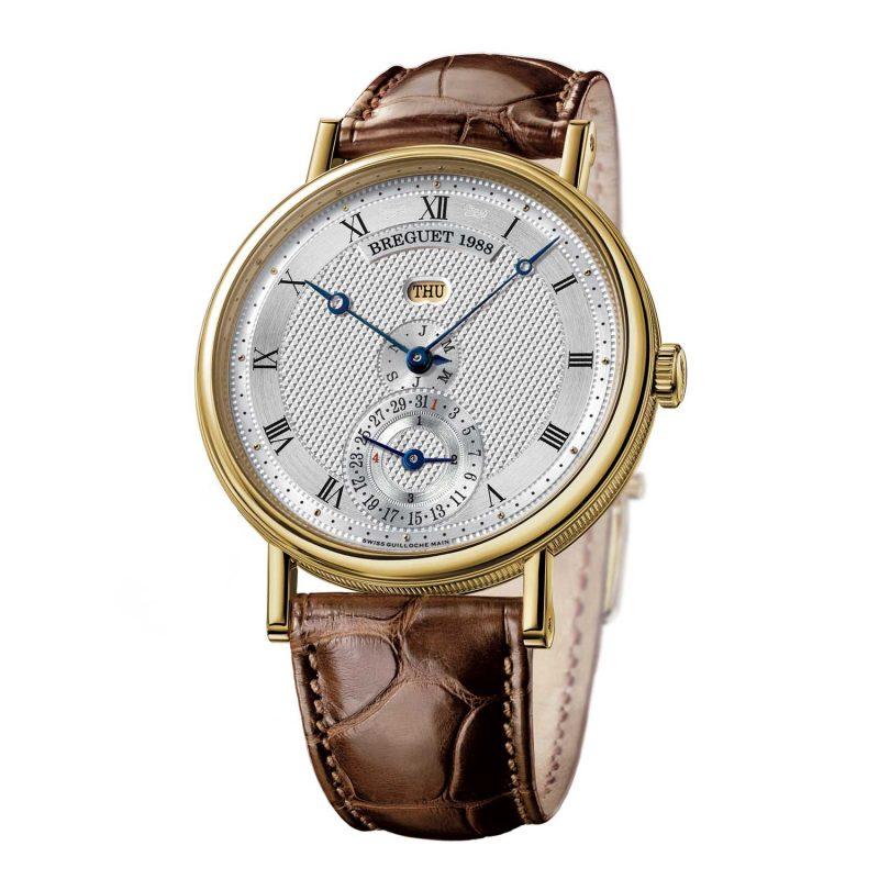 Breguet Classique Quantième Perpéturel En Ligne Only Watch 2017; estimate: US$83,000 - 103,000