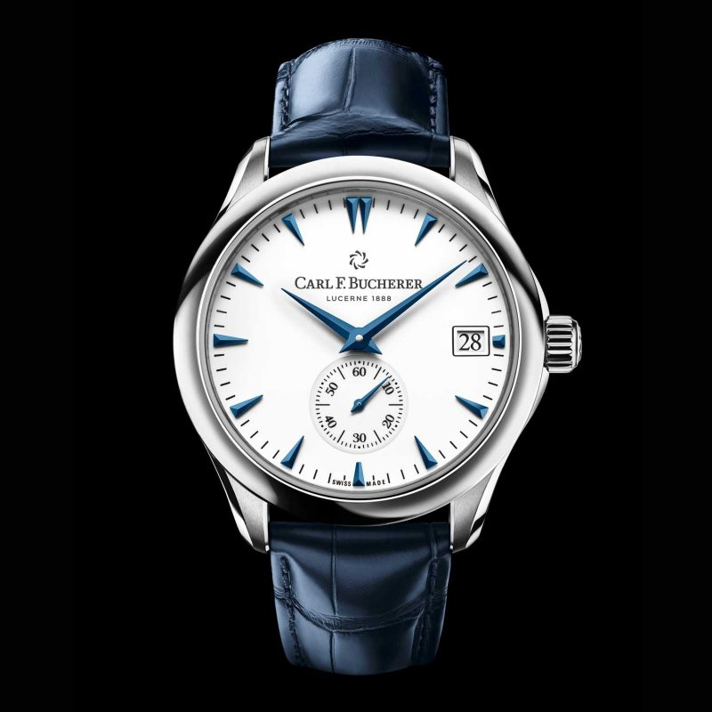 Carl F. Bucherer Manero Peripheral Only Watch 2017; estimate: US$19,000 - 24,000
